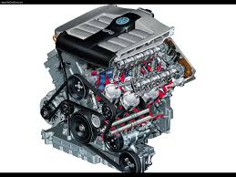 volkswagen engines volkswagen passat w8 2001 picture 50 of 53