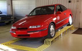 opel calibra zou jij een gloednieuwe opel calibra 4 4 turbo willen autoblog nl