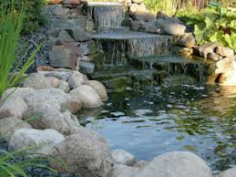 Backyard Pond Supplies by Pond Supplies Fargo North Dakota Natural Environments Landscaping