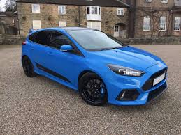used 2016 ford focus rs rs for sale in west yorkshire pistonheads