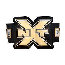 wwe nxt world heavyweight championship toy title replica belt