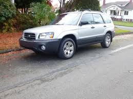 subaru forester redesign 2004 subaru forester for sale awd auto sales