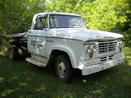 dodge one ton trucks for sale sell used 1964 dodge d300 one ton truck and 1963 parts truck dump