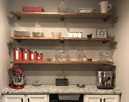 Floating Shelves Kitchen by Floating Shelf Etsy