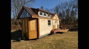 luxury 320 sqft tiny house in hopewell new jersey youtube