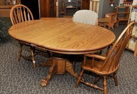 Amish Dining Tables Amish Dining Set 050 The Amish Connection Solid Wood Furniture