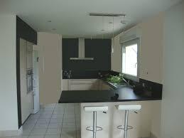 cuisine mur noir cuisine cappuccino noir photo 6 6 le rendu avec porte et pan