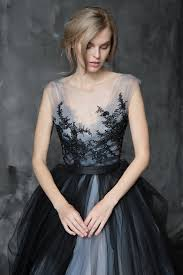 black lace wedding dresses sale black lace wedding dress calypso nightfall tulle