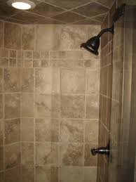Shower With Band InsertCeiling Tile  Shower Pictures - Bathroom wall tiles design ideas 2