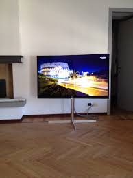 55 Inch Tv Stand The New High End Tv Loewe Reference Uhd 55 Inch Screen Size