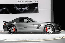 mercedes sls amg edition 2015 mercedes sls amg gt edition is carbon fiber rich
