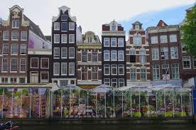Anne Frank House Floor Plan Amsterdam Netherlands Cruise Port Of Call