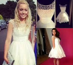 white 8th grade graduation dresses dress wedding gown picture more detailed picture about 2015