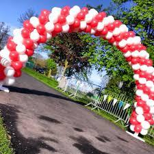 wedding balloon arches uk balloon decoration throughout the uk balloons galore