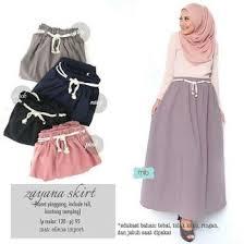 rok panjang muslim rok panjang zayana skirt slaa fashion muslim wanita termurah