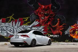 red lexus is 250 2014 lexus is250 f sport velgen wheels vmb5 gloss black 19x9