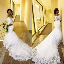 black dresses wedding 2017 tulle lace black south africa mermaid wedding dresses