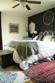 bedroom boho gypsy bedding blue bohemian bedroom bohemian home