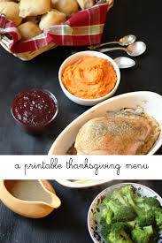 printable thanksgiving dinner checklist and recipes meal plan for thanksgiving printable thanksgiving meal plan