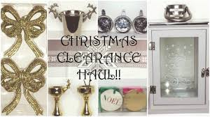 decor clearance christmas decor clearance haul homegoods tj maxx world market