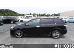 toyota corolla suv used toyota corolla fielder from japan car exporter 1110015