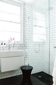 bathroom subway tile accent vertical subway tile shower stall