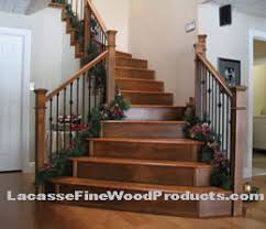 custom hard maple recover stair treads sudbury ontario