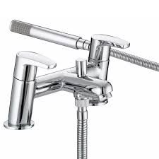 bath shower mixer taps bath tap with shower victoriaplum com bristan orta bath shower mixer tap