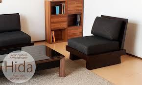 Sofa Wood Frame Momu Rakuten Global Market Sofa Sofa One Seat Hida Japanese