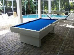 Outdoor Pool Tables by 2000 Series Outdoor Pool Table