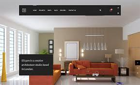 ja elicyon responsive joomla template for interior design shops