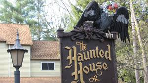 knoebels haunted house pov super scary awesome classic dark ride