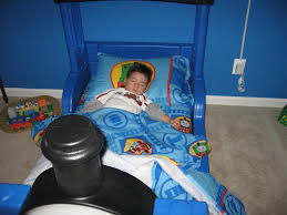 Thomas The Train Bed Bedroom Boys Train Toddler Bed Sfdark