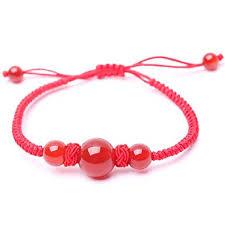 red rope bracelet images Aimeer red string bracelet lucky red rope beaded jpg