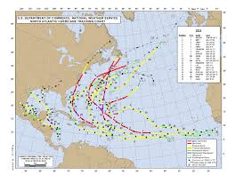 unit 3 hurricane tracks and energy