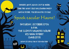 halloween party invitation cards disneyforever hd invitation