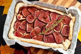 cuisiner les figues recette de tarte aux figues la recette facile