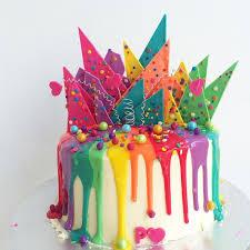 the 25 best rainbow birthday cakes ideas on pinterest rainbow