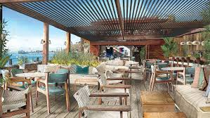 Image Result For Soho House Rooftop Restaurant Los Angeles North