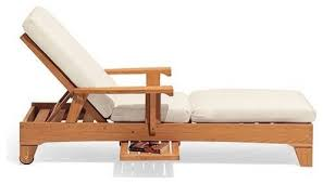 Aluminum Chaise Lounge Teak Outdoor Caranas Chaise Lounger Contemporary Outdoor