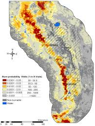 Colorado Wildfire Risk Map by Forests Free Full Text Application Of Wildfire Risk Assessment