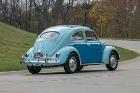 volkswagen vintage cars 1957 volkswagen beetle fast lane classic cars