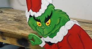 16 Spectacular Grinch Outdoor Decorations Home Art Decor