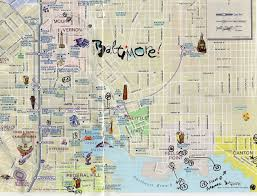 me a map of maryland map of baltimore city map of baltimore map of baltimore city
