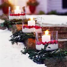 cheap christmas save money by creating your own outdoor christmas decorations
