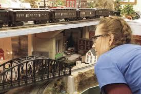 boutwells railroad club creates stillwater model local news