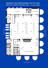 Penthouse Floor Plans Floor Plans