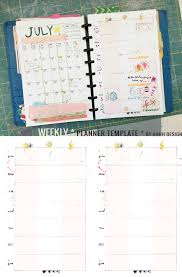 design planner a messy week planner template planners and weekly planner