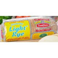 pepperidge farm light bread calories in deli swirl bread rye pump from pepperidge farm