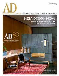 5 reasons to pick up ad s 5th anniversary march april 2017 issue 5 reasons to pick up ad s 5th anniversary march april 2017 issue architectural design interior design home decoration magazine ad india